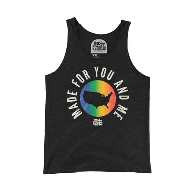 Made For You and Me Tank - Front