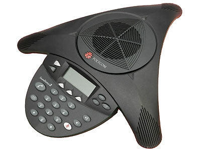 Connecting a Polycom SoundStation 2 Conference Phone to a