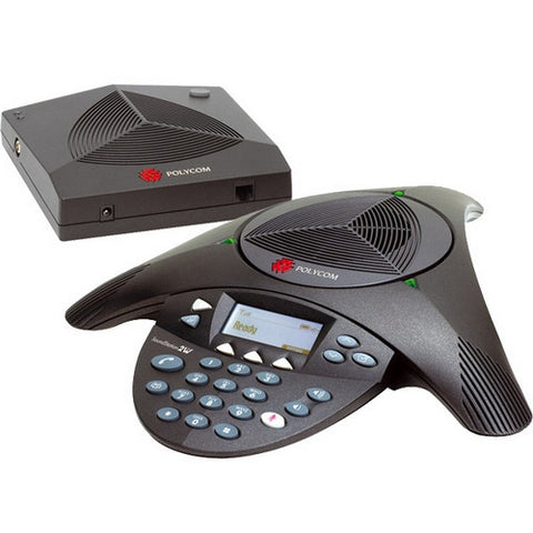 Polycom SoundStation 2W 2200-07800-001 Conference Phone