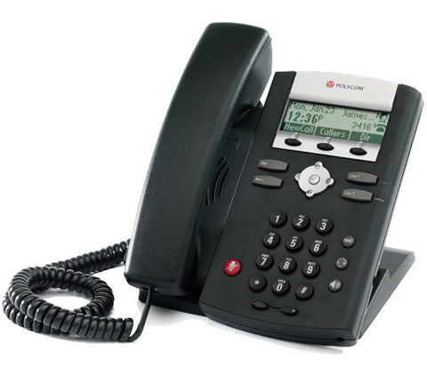 Polycom IP 321 SIP Phone