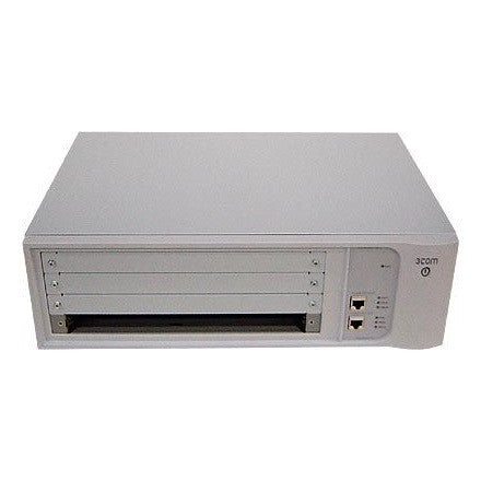 3Com 3C10200B NBX 100 Phone System Chassis