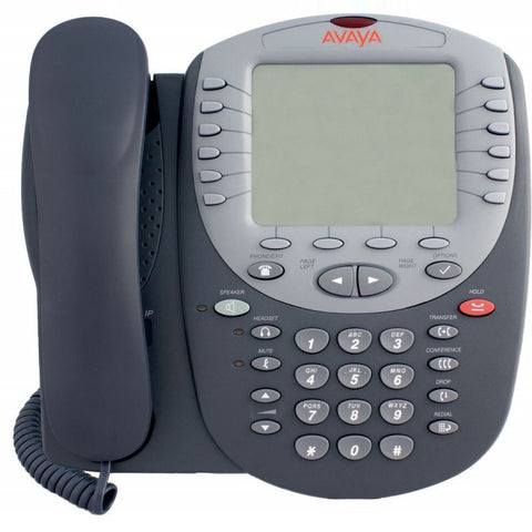 Avaya 5620SW Backlit IP Phone