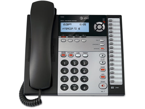 AT&T 1040 4-Line Analog Business Phone
