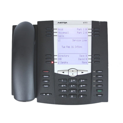 Aastra 6757i SIP Phone (A1757-0131-10-01)