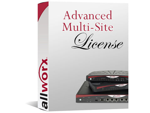 Allworx 48X System Advanced Multi-Site Primary License (8210056)