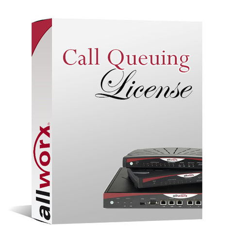 Allworx 6X System Call Queuing License (8210012)