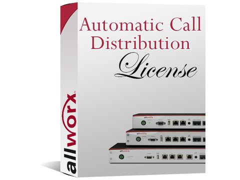 Allworx Connect 536 530 Automatic Call Distribution ACD (8211412)