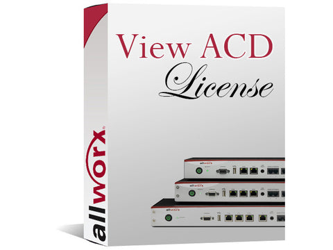 Allworx Connect 731 View ACD License (8211522)