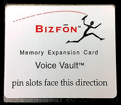 Bizfon 680 Voice Vault Card - 2 Hour