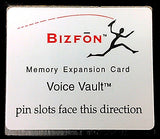 Bizfon 680 Voice Vault Memory Card - 4 Hour