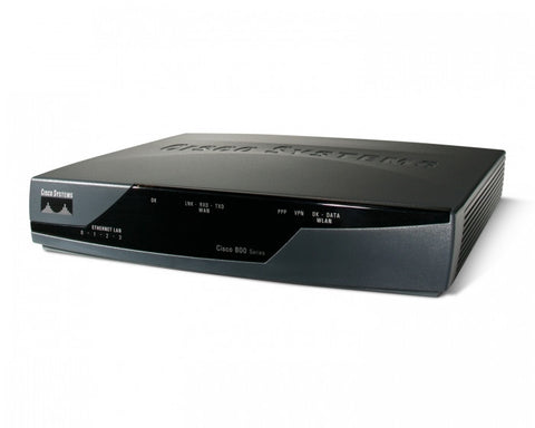 Cisco CISCO871-K9 871 Router front