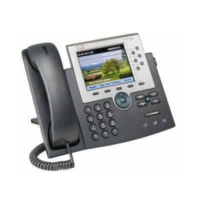 Cisco 7965G IP Phone Color Display CP-7965G