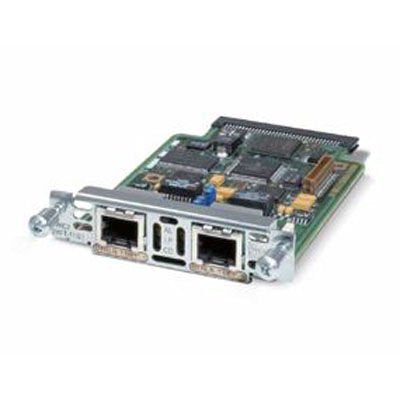 Cisco RJ-48 Multiflex Trunk Card VWIC-2MFT-T1-DI