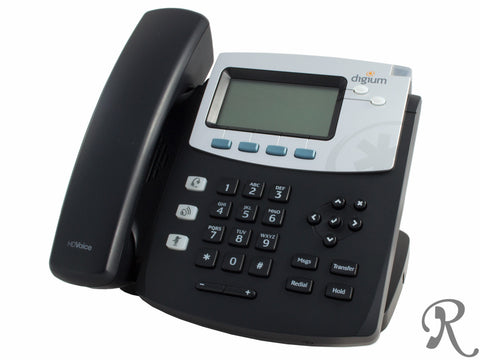 Digium D40 IP Phone 1TELD040LF