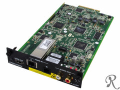 Crestron DMC-F-DSP DigitalMedia Fiber Input Card with Downsampling