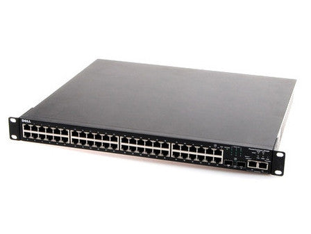 Dell 3448P PowerConnect 48-Port PoE Switch