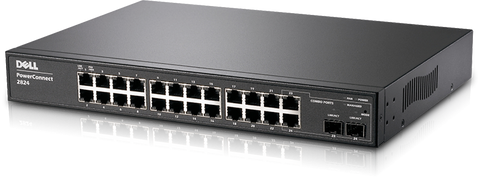 Dell PowerConnect 2824 Network Switch