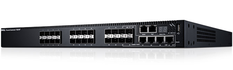 Dell PowerConnect 7024F Network Switch Gigabit 24 Port