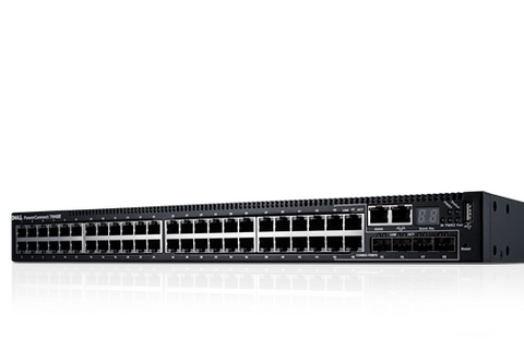 Dell PowerConnect 7048R Gigabit Network Switch (H6GRX)