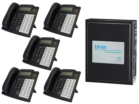 ESI CS-100 with Phones