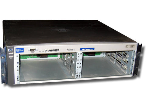 HP 4104GL Modular Bare Chassis Procurve Switch J4887A