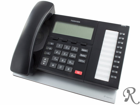Toshiba IP5122-SD Backlit Gigabit IP Phone