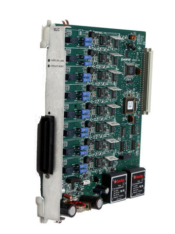 Inter-tel Axxess SLC 8 Port Line Card 550.2101