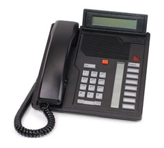 Nortel Meridian M2008 Black with display