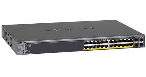Netgear GS724TPS Prosafe Gigabit PoE Switch