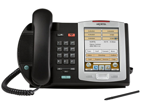 Nortel i2007 IP PoE Phone (NTDU96AB70)