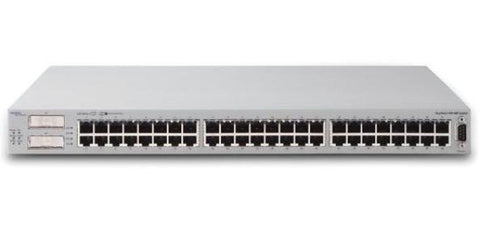 Nortel Ethernet Switch with 2 GBICS 470-48T
