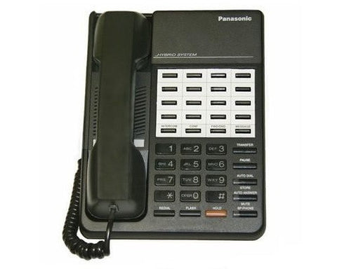 Panasonic KX-T7020 Digital Hybrid Black Phone