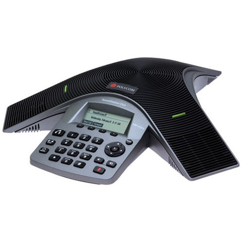 Polycom SoundStation DUO VoIP Conference Phone 2200-19000-001Polycom SoundStation DUO VoIP Conference Phone 2200-19000-001