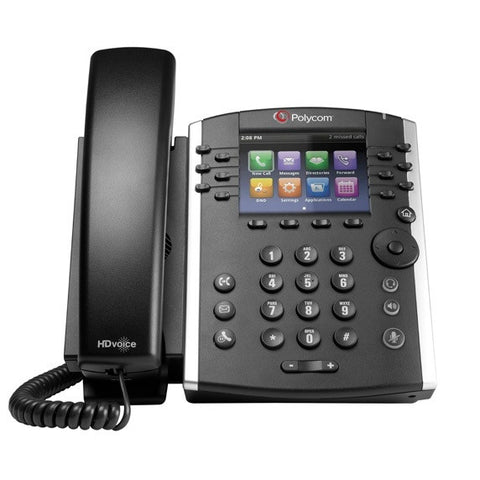 Polycom VVX 400 IP Phone 2200-46157-025 - New
