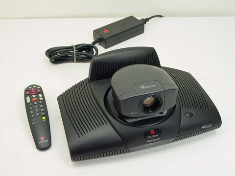 Polycom ViewStation Group Video Conferencing System PVS-1419-Q