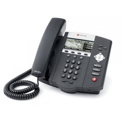 Polycom Soundpoint IP 450 VoIP SIP Phone 2200-12450-025