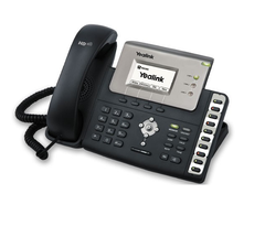 Yealink SIP-T26P IP Phone Power over Ethernet