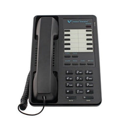 Vodavi Vertical 2802-00 Basic Phone Black