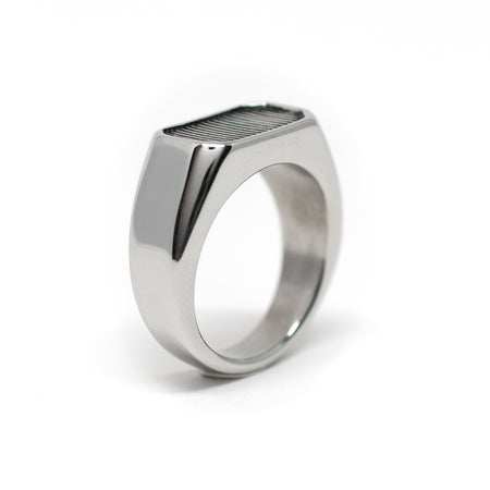 Chris Ring – Silver - Audace Copenhagen
