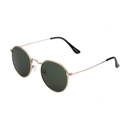 Hello Sunglasses - Gold Green - Audace Copenhagen
