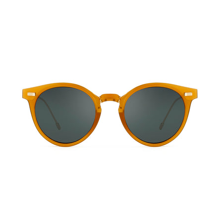 Eazy Sunglasses - Yellow - Audace Copenhagen