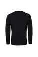 Basic Long Sleeved T-Shirt - O-Neck - Black - Audace Copenhagen