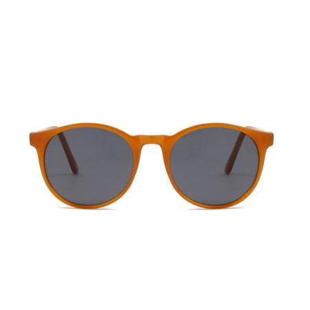Marvin Sunglasses - Yellow Transparent - Audace Copenhagen