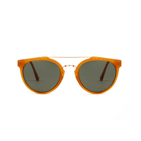 Posh Sunglasses - Yellow - Audace Copenhagen
