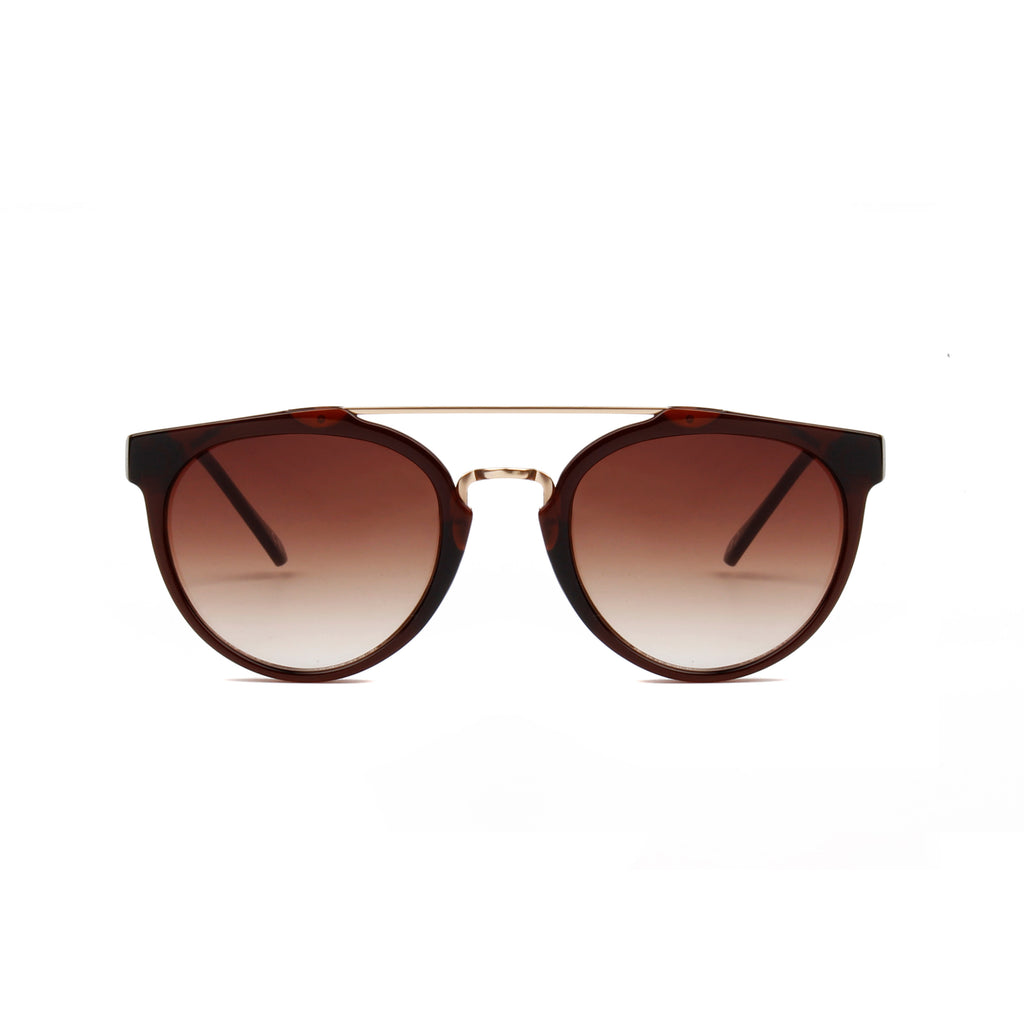 Posh Sunglasses - Brown - Audace Copenhagen