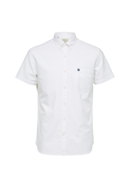 Collect Shortsleeve Shirt - White - Audace Copenhagen