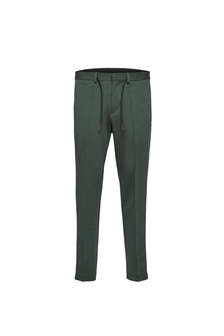 Gair Two Tone Pants - Deep Forest - Audace Copenhagen