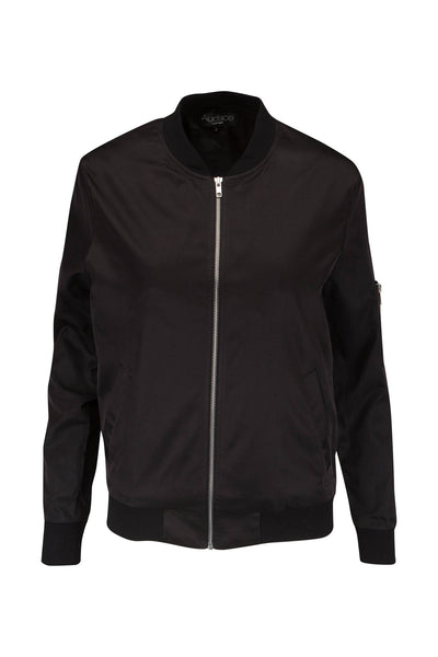 Black Hawk - Bomber Jacket - Black - Audace Copenhagen