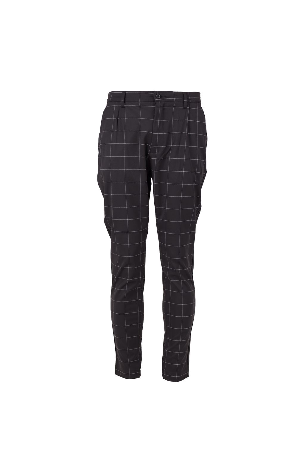 Klaus - Window Pants - Black - Audace Copenhagen