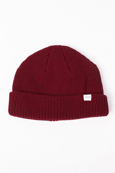 Northern Beanie - Red Wine - Audace Copenhagen